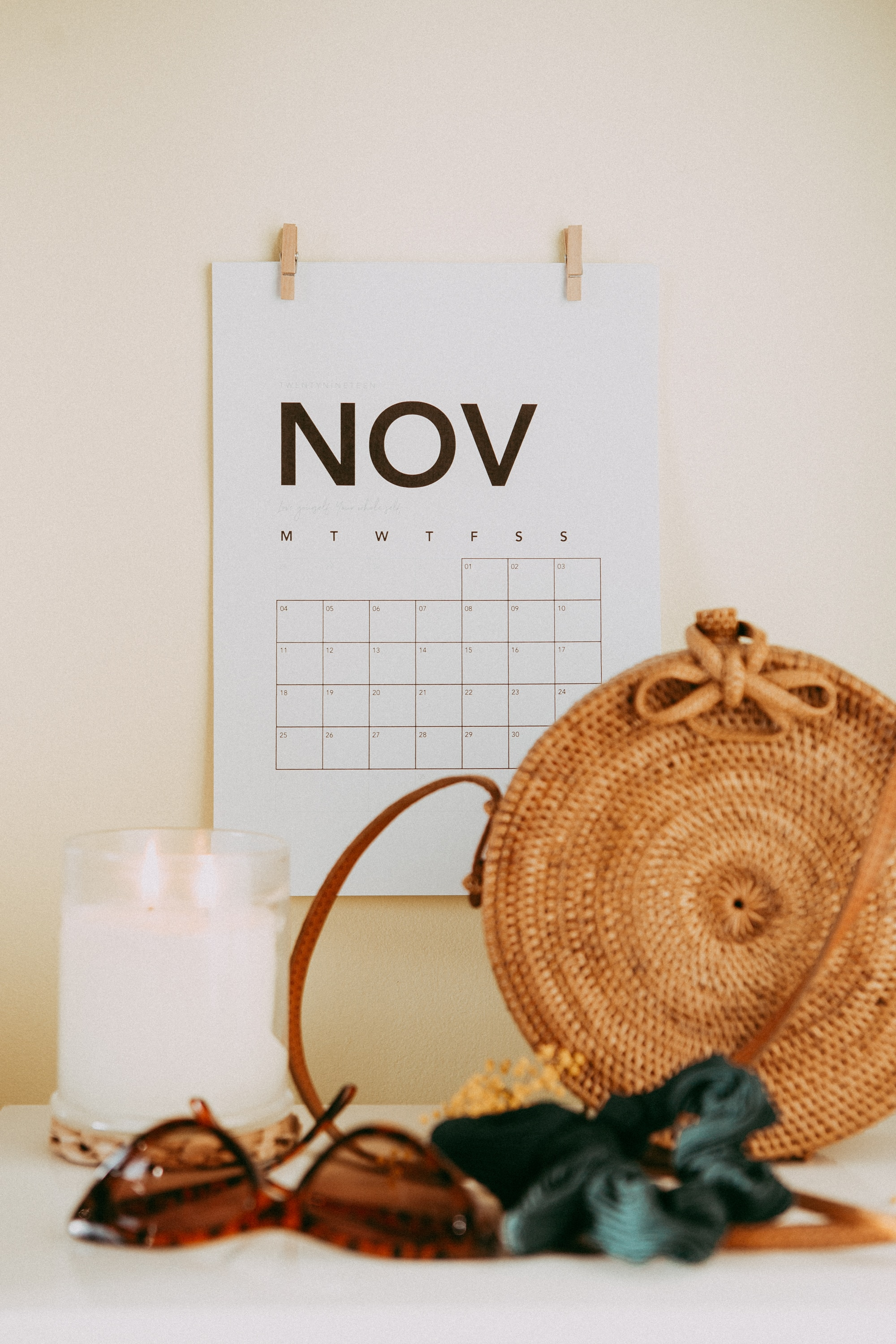 November 2019 Orange County Events